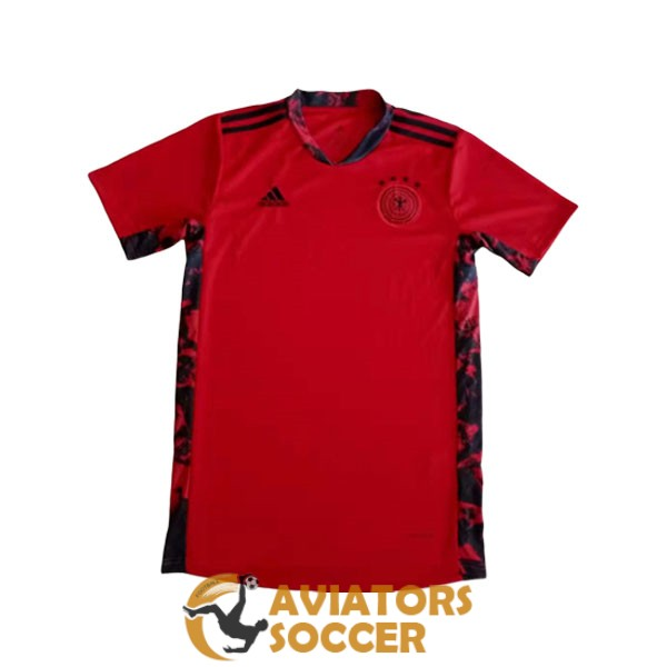 goalkeeper germany shirt jersey red 2020