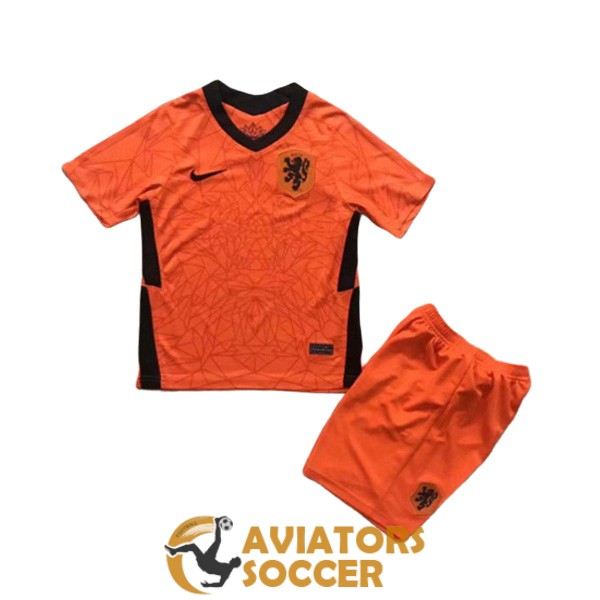 kid netherlands shirt jersey home 2020
