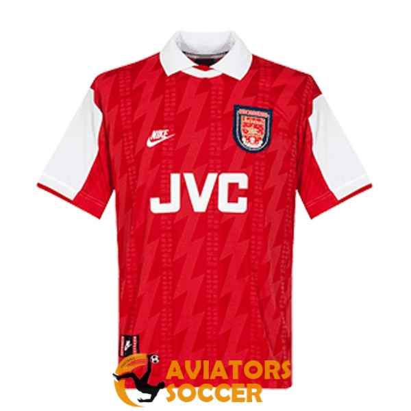 retro arsenal shirt jersey home 1994