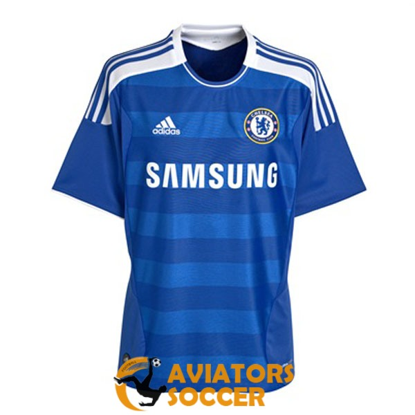 retro chelsea shirt jersey home 2011 2012