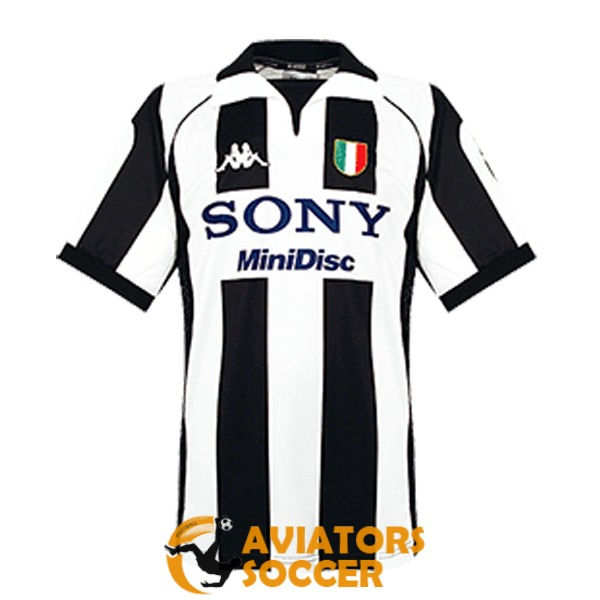 retro juventus shirt jersey home 1987 1988