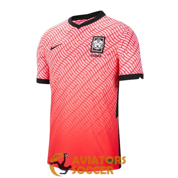 shirt jersey korea crazy capsule special edition red black 2020 2021