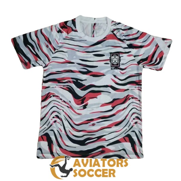 shirt jersey korea special edition crazy capsule gray red 2020 2021