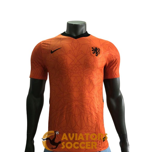 shirt jersey netherlands home player version 2020