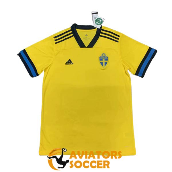 shirt jersey sweden home 2020