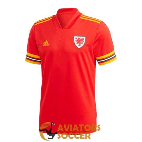 shirt jersey wales home 2020