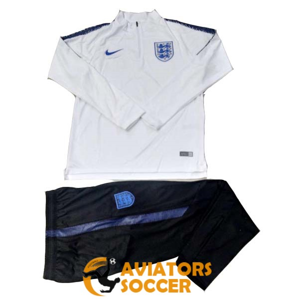 tracksuit england 2018 white zipper