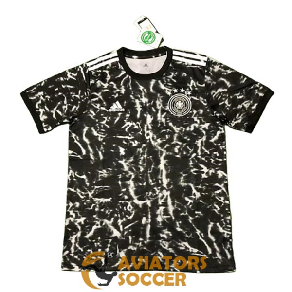 training germany shirt jersey camouflage black 2020