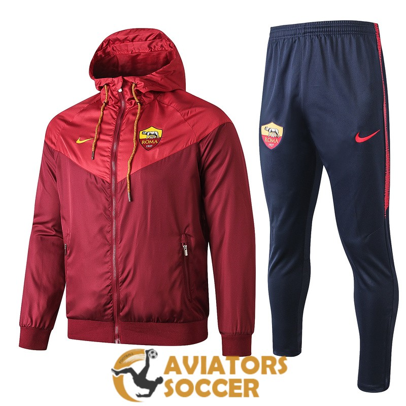 windbreaker as roma red 2019 2020
